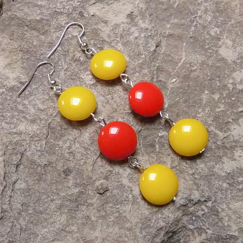 Červená a žlutá II.
