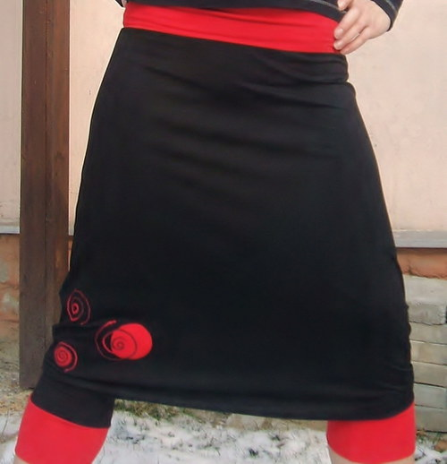 Kalhoty či sukně?
