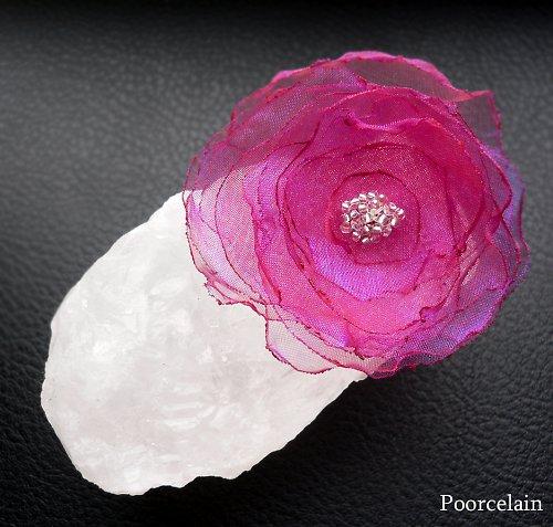 Flower... brož