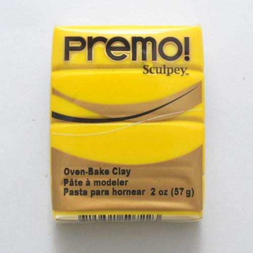 PREMO / Žlutá zinková(5072)