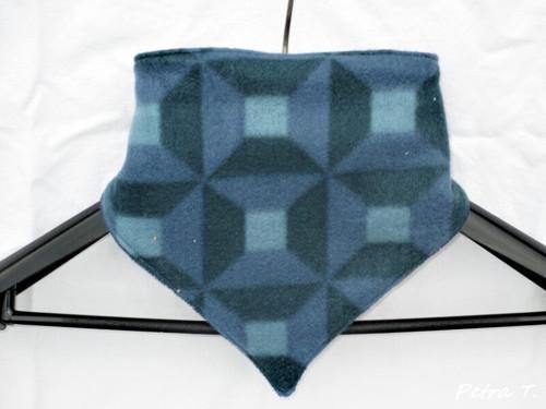 Šátek na krk - bryndáček  flees