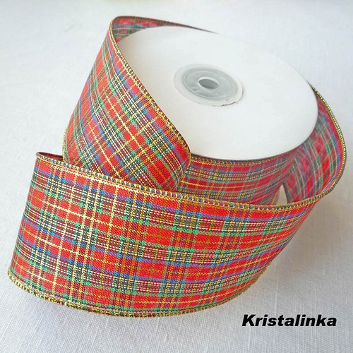 Stuha textilní 5cm