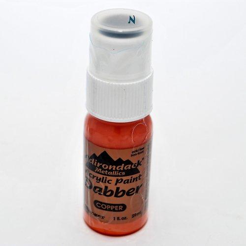 Akrylová barva - dabber / měděná