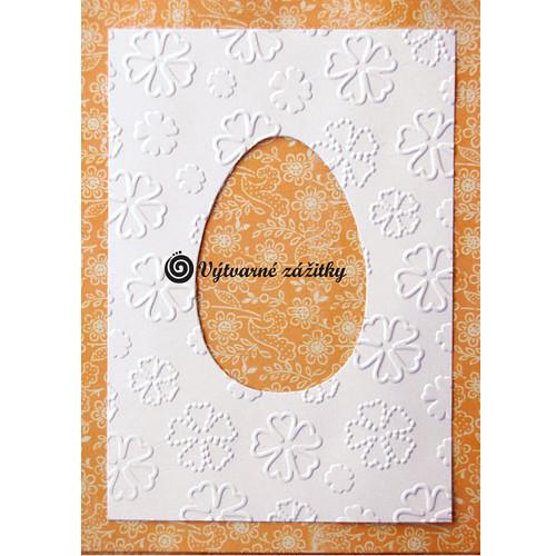 Velikonoční blahopřání - barva podle přání