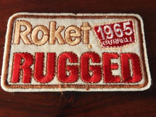 Nažehlovačka Roket Rugged