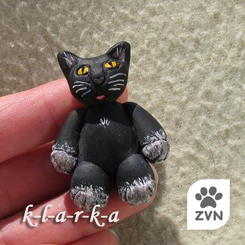 Mini kočička