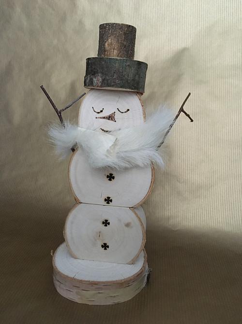 Březový sněhulák