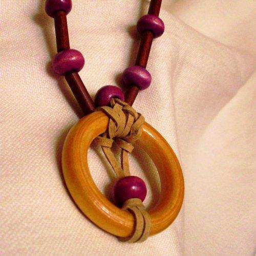 Přírodní náhrdelník