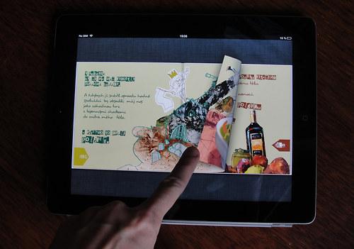 Brokolicová polévka  ebook pro iPad a iPhone