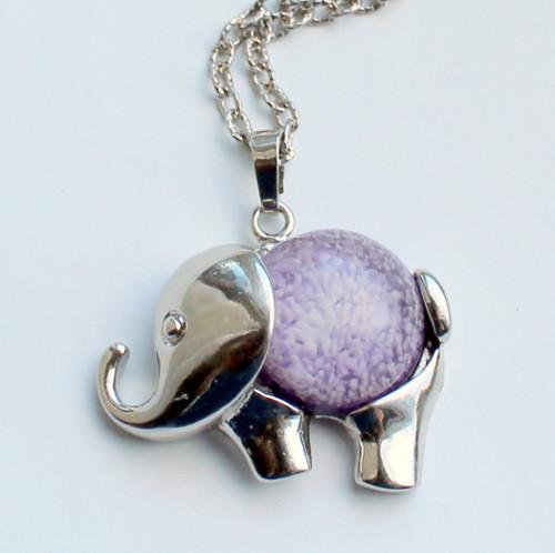 Slon - náhrdelník