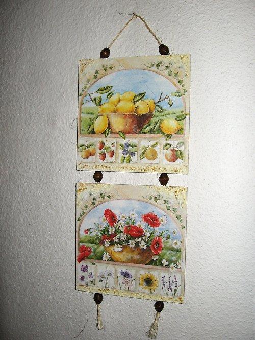 Citrony a máky