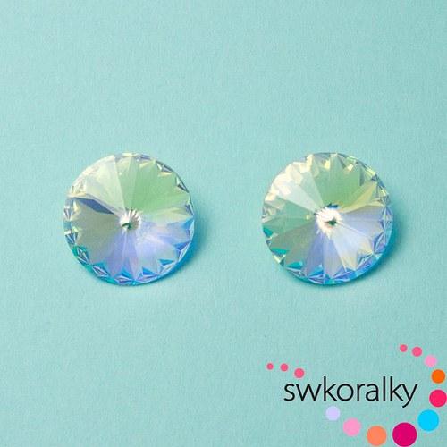 RIVOLI 12 mm SWAROVSKI ® ELEMENTS 1122-crystal AB