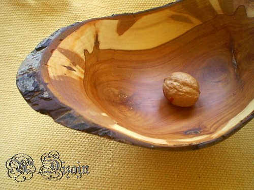 Jabloňová miska kalichoveho typu/  objednávka
