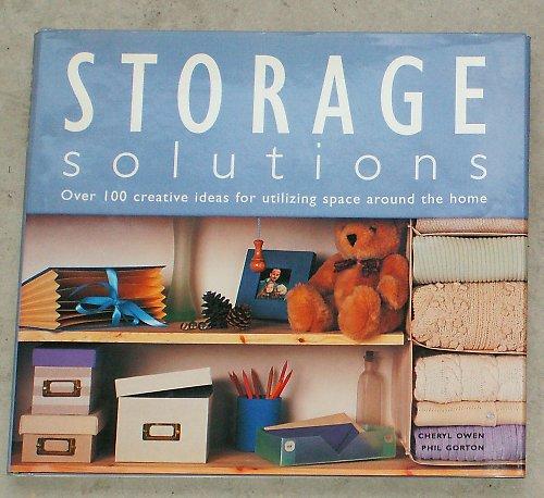 Knížka Storage solutions