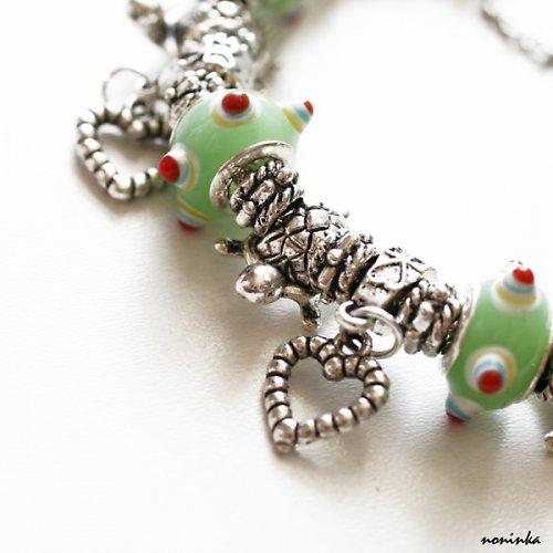 želva náramek