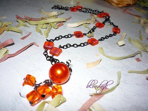 Pekelnice - náhrdelník