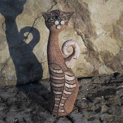 Kočka Jiřina