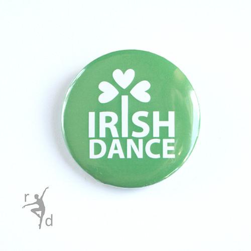 Placka IRISH DANCE (odznak)
