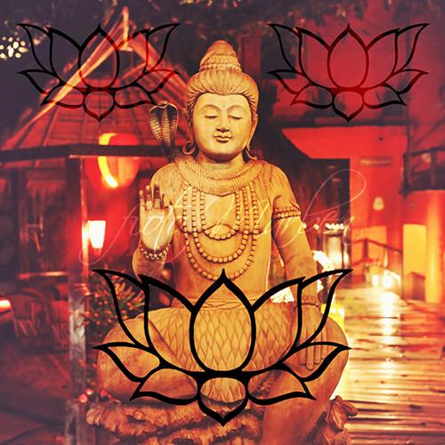 Obrázek Buddhy pro váš interiér