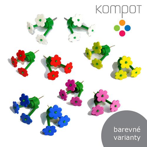 LEGO KYTKY :: více barev (chirurgická ocel)