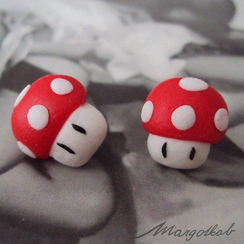 Náušnice-1UP