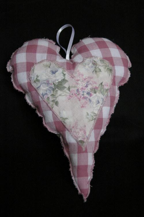 Srdíčko růžové