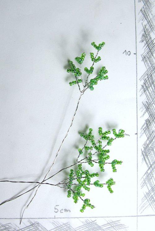 Větvička korálková do kytice