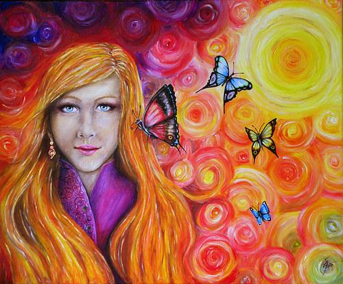 Na křídlech motýlů...