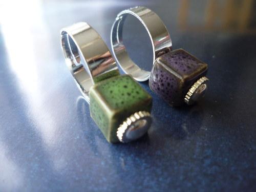 Vodnická výměna - prsten