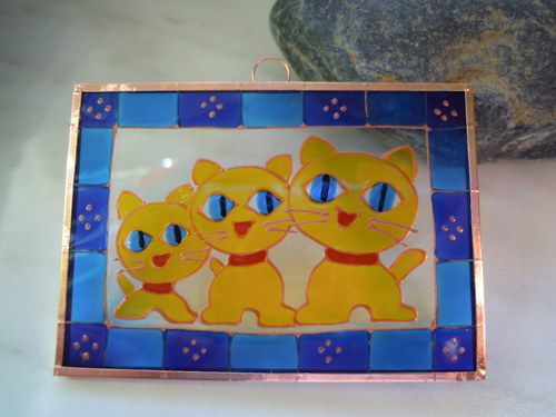 Kočky modroočky...i jiné