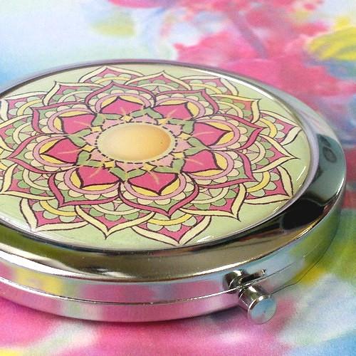 Zrcátko Sluneční mandala