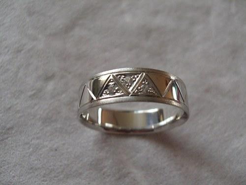 snubní prsteny M7