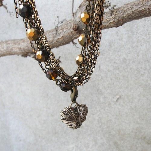 8v1 náhrdelník