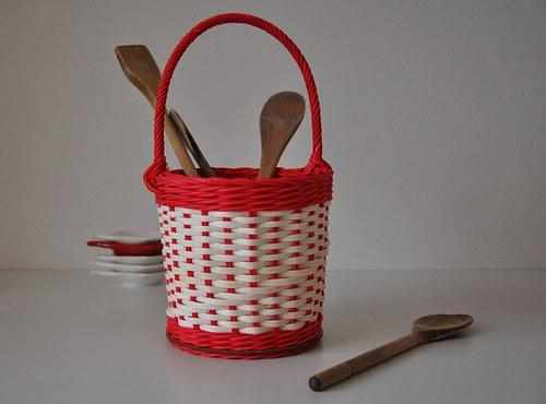 Košíček jahodový