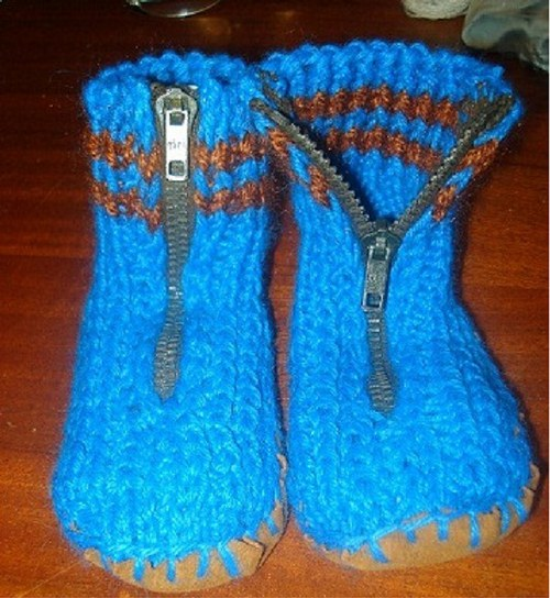 papučky-ponožky
