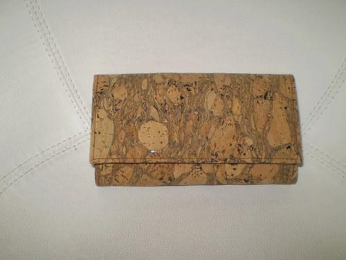 Korková peněženka -  Mila