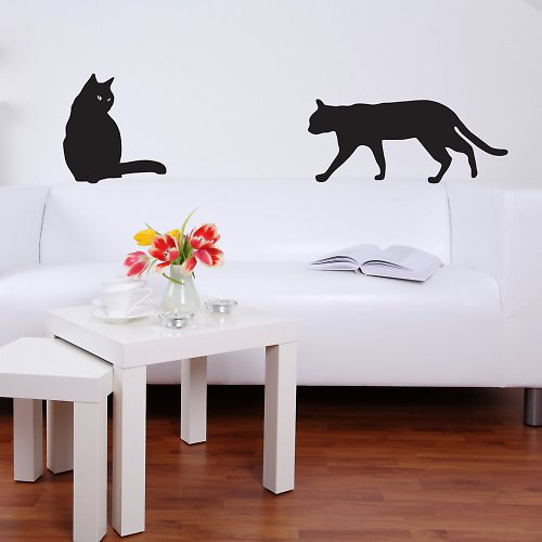 Kočky na pohovce