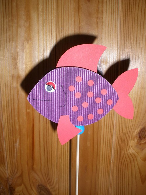 Zápich rybička