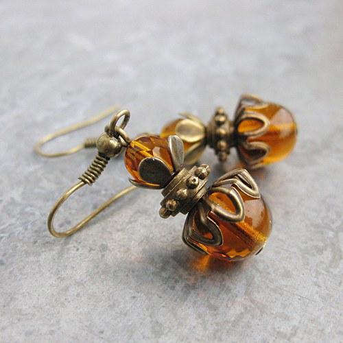 Medová v bronzové