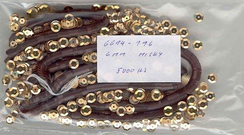Flitry - kulaté, prolamované (miska)