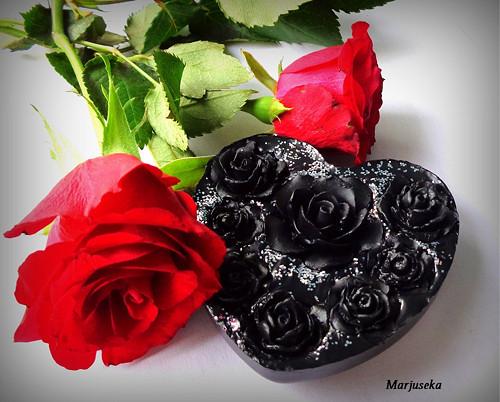 Gothic růže
