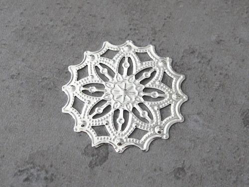 2902109/Filigránový ornament jemný 1 ks