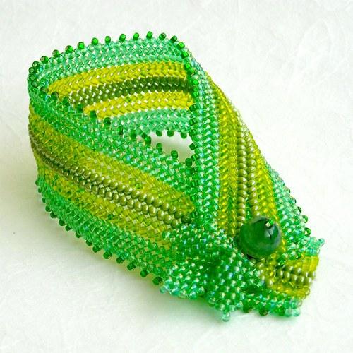 Dračí perla s břečťanem