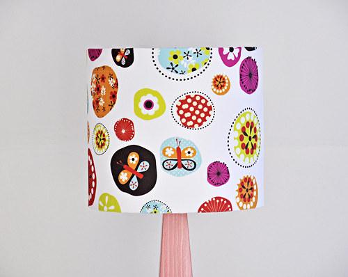 Stínítko dětské Crazy 20 cm - stolní/stropní