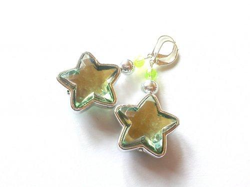 Hvězdy...zelené...