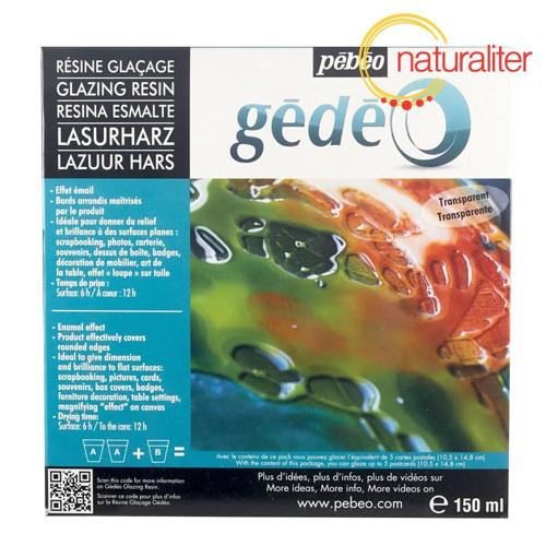 Glazurová pryskyřice Gédeo 150ml