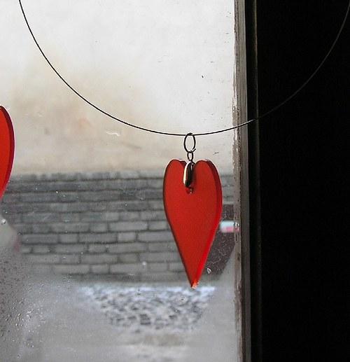 Serdce z lásky