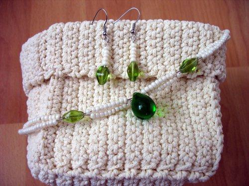 Zelená kapka