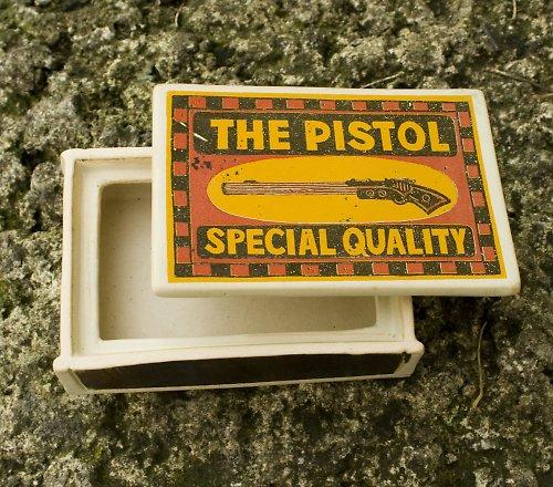 Krabička The Pistol