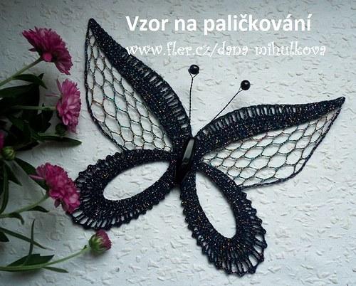 Podvinek 022 - Motýlek